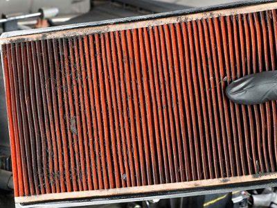 Luftfilter wechseln Kosten