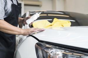 Smart Repair polieren